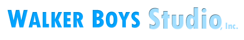 Walker Boys Studio Logo